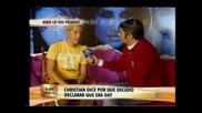 Christian Chavez От Rbd Признава Че Е Гей