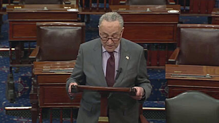 USA: Schumer says impeachment article will be delivered to the Senate on Monday