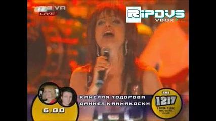 Пей С Мен Концерт 07.04.2008 - Камелия Тодорова&Даниел Каймаковски - Hot Stuff