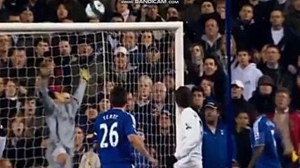 Англия 2008г. гол на Бербатов с глава