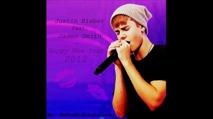 Нова песен на Justin Bieber Feat. Jaden Smith - Happy New Year