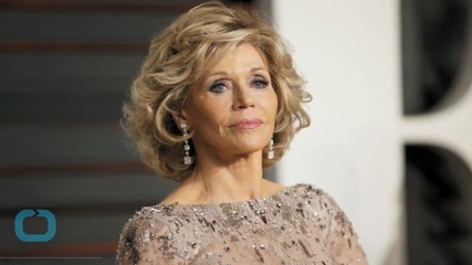 Jane Fonda'sLegendary Kiss & Tell