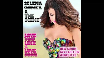 Н О В О! Love you like a love song - Selena Gomez & The Scene