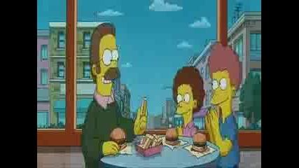 Bart Simpson Кара Скейтборд