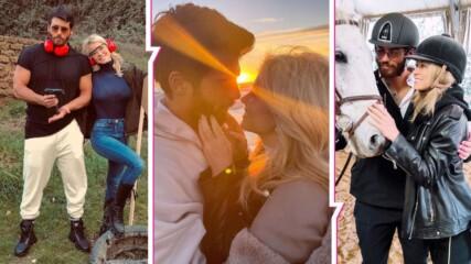 Любов като стихия: Джан Яман предложи брак на приятелката си! Двамата са заедно от месеци