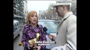 Златен скункс за Люба Кулезич