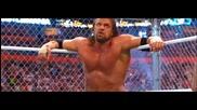 Undertaker Defeats Triple H - Wrestlemania 28 - 20 - 0 Hd