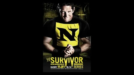 Wwe Survivor Series 2010 Official Poster + Theme