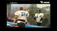 Vip Brother 3 - Американски футбол ! Ицо , Ивайла , Диана ! Смях ! 26.04