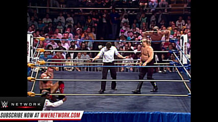 The Road Warriors vs. The Skyscrapers: WCW Clash of the Champions X