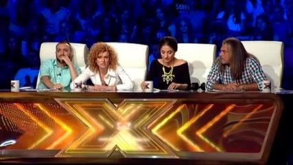 X Factor кастинг - част 2 (10.09.2015)