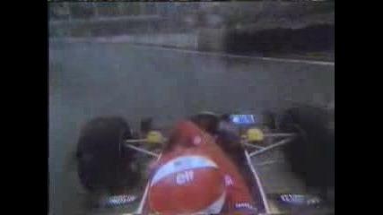 F1 На Мокро Време В Детроит 1978