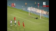 България загуби с 0:2 от Македония в контролна среща