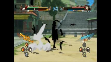 Naruto Shippuden Ultimate Ninja Revolution My Gameplay
