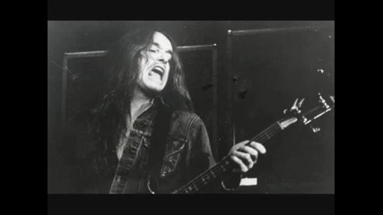Metallica - Rare Live Cliff Burton Bass Solo, 1986