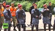 Активисти искат възстановяването на мемориала на жертвите в Одеса