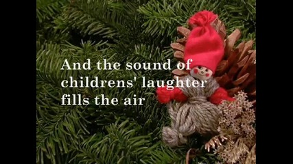 All I want for Christmas is you (lyrics)