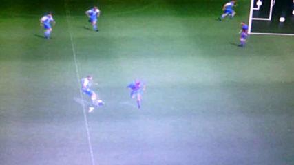 Fifa 99 гол на Ривалдо