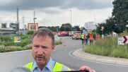 Germany: Police urge residents to stay indoors after deadly explosion at Leverkusen industrial park
