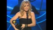 Kelly Clarkson Explains Grammys American Idol Snub February 2006