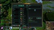 League of Legends Ранк с Pff от Insenium Morgana Op Епизод 1 2/2