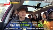 [ Eng Subs ] Running Man - Ep. 172 (with Ryu Hyun Jin, Suzy and Exo) - 1/2