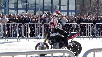 Ангиол Золтан стънт Пловдив 20.03.2010 част8