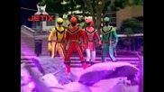 Бг Аудио Power Rangers Мистична Сила Епизод 4