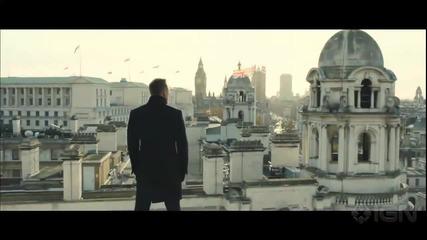2o12 • Премиера • Adele - Skyfall