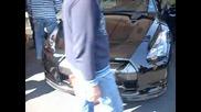 Най-бързата Кола И една от най-скъпите На Панаира В Пловдив Nissan Skyline GT-r 35