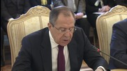 Russia: Lavrov 'actively working' to eliminate discrimination against Russians living abroad