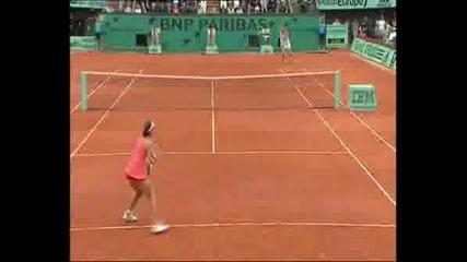 Ana Ivanovic Roland Garros 2008