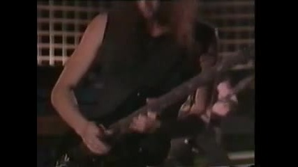 One - Metallica Moscow 1991