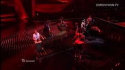 Евровизия 2012 - Дания | Soluna Samay - Should've Known Better [финал]
