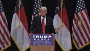 USA: 'I sometimes say the wrong thing' - Trump regrets making hurtful remarks