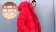 Якето на Кендъл Дженър предизвика забавни шегички в нета