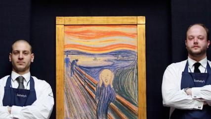 5 знаменити кражби на ценни произведения на изкуството