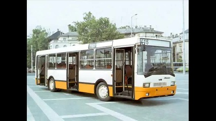 Ikarus buses in the world 61