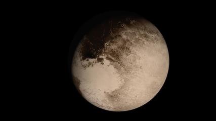 Системата на Плутон, както е видяна от New Horizons