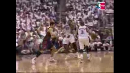 Top10 Plays Cavaliers - Wizards 2008 Playoff