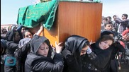 Activists Help Bury Afghan Woman Who was Beaten to Death by Mob