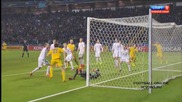 Казахстан 2 - 4 Чехия ( квалификация за Европейско първенство 2016 ) ( 13.10.2014 )