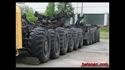 Забравени чудовища -маз 7907 с 24 водещи колела