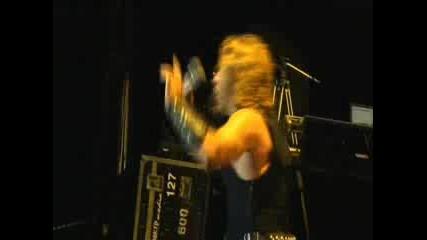 Manowar - Die For Metal (live In Kavarna)