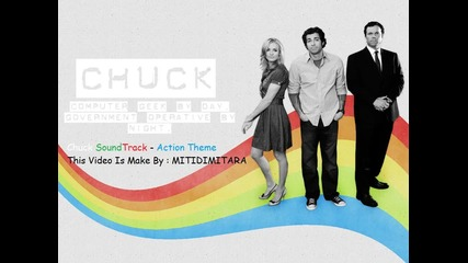 Chuck Soundtrack - Action Theme Song