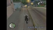Gta : San Andreas Епизод 6 - Преследване на член от Вагос