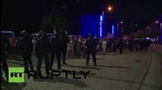 Germany: Riot police unleash batons on anti-PEGIDA protesters in Leipzig