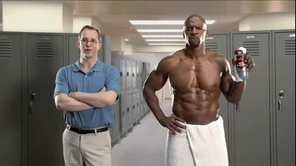 Луда реклама на Old Spice (terry Crews)