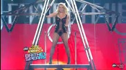 Britney Spears - Till the World Ends Live Gma