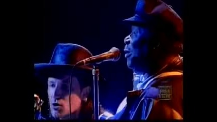 U2 & Bb King - When Love Comes To Town